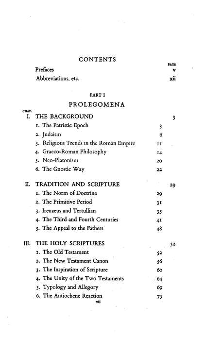 Early Christian Doctrines, Revised Ed.