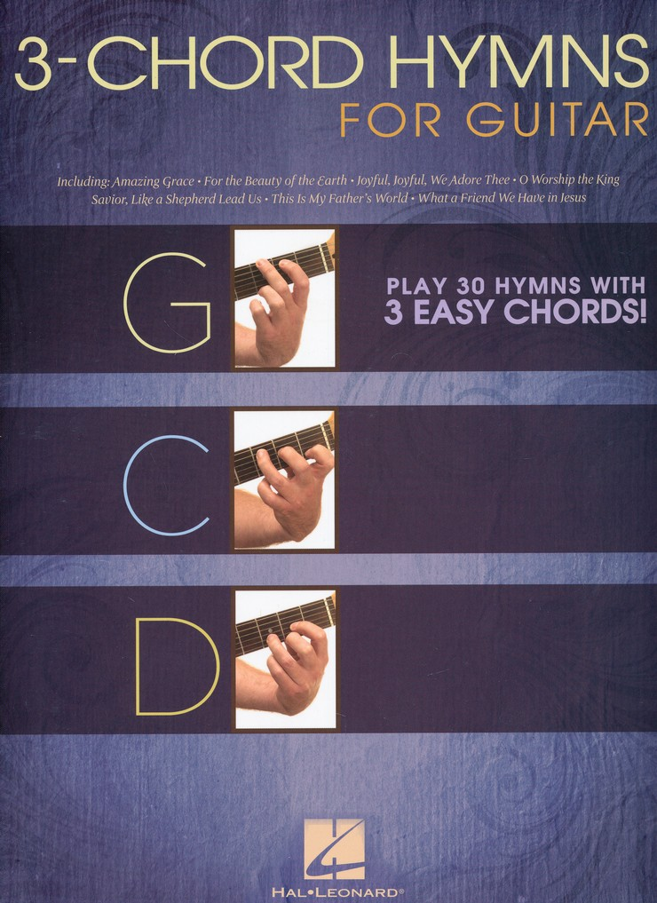 3-Chord Hymns for Guitar: 9781458424679 - Christianbook.com
