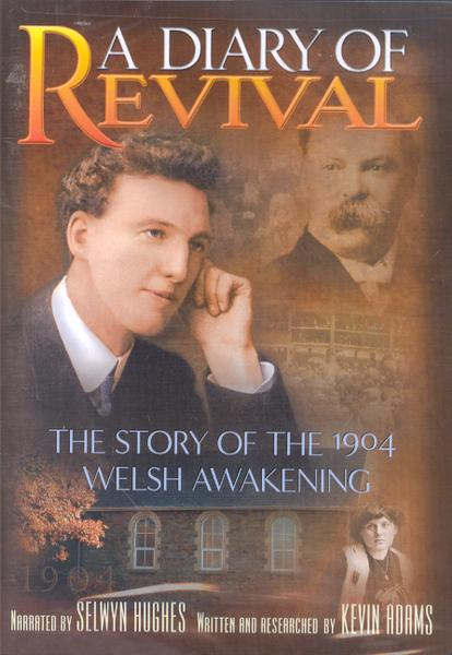 A Diary of Revival, DVD