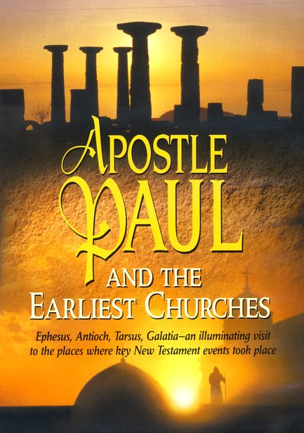 Apostle Paul and the Earliest Churches, DVD