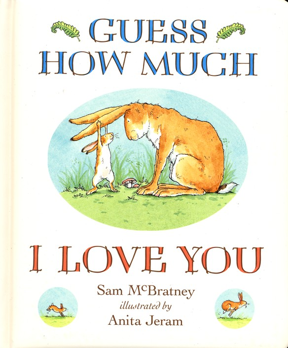 Guess How Much I Love You: Padded Board Book