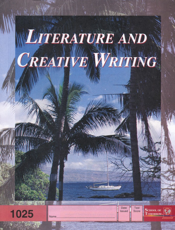Literature & Writing PACES 1025-1036, Grade 3