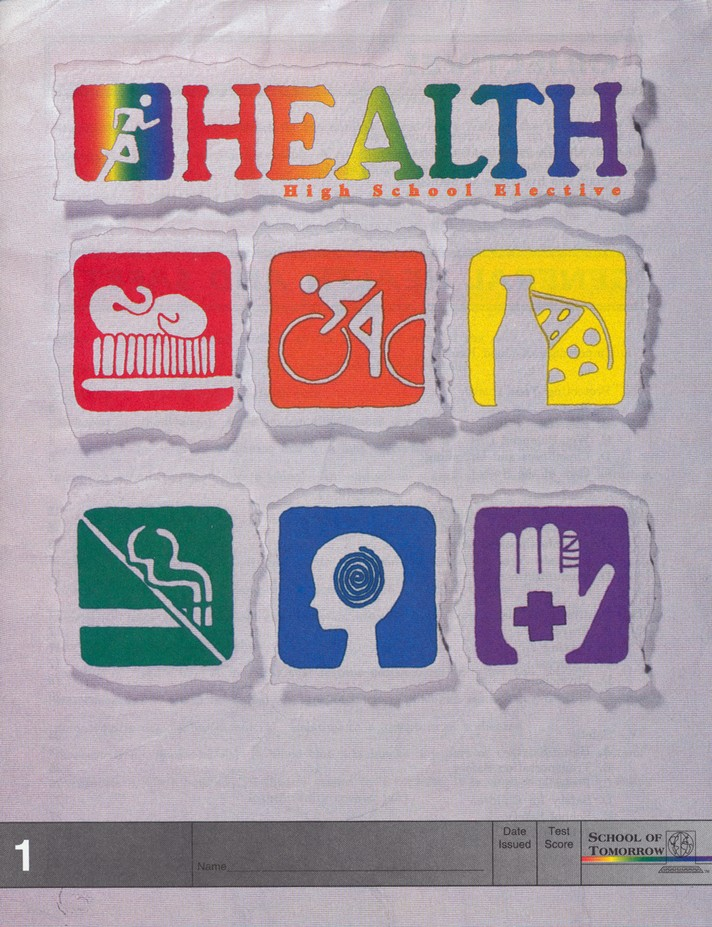 High School Health Elective: Health PACEs 1-6
