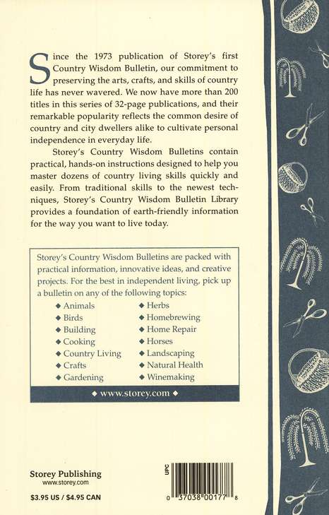 Braiding Rugs (Storey's Country Wisdom Bulletin A-03)
