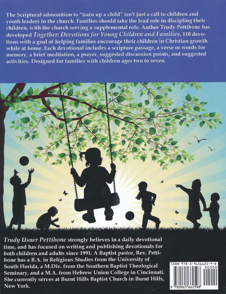 Together: Devotions for Young Children and Families