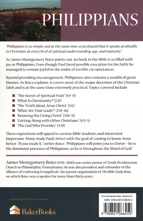 Introduction to the Epistle of Paul the Apostle to the Philippians
