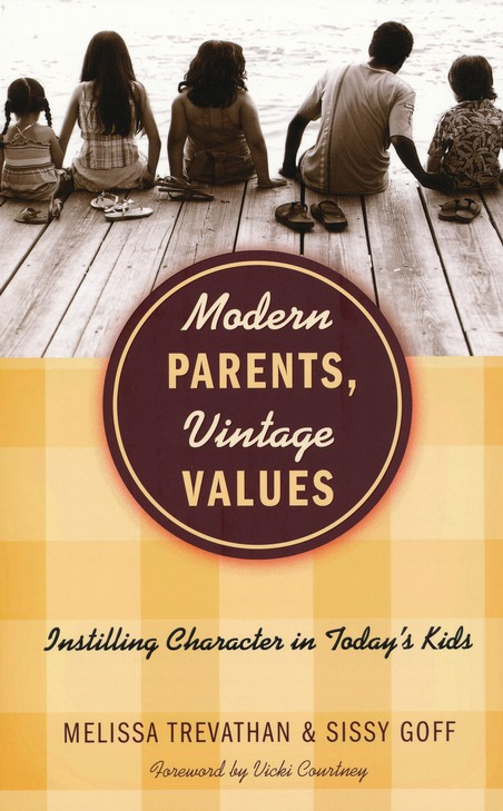Modern Parents, Vintage Values: Instilling Character in Today's Kids