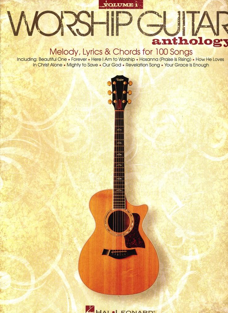 The Worship Guitar Anthology Volume 1 9781476812557 Christianbook