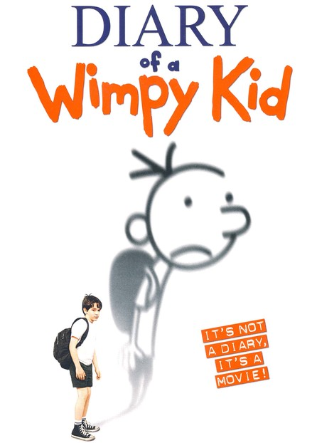 Diary of a Wimpy Kid, DVD