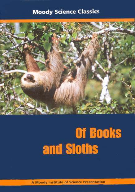 Moody Science Classics: Of Books and Sloths, DVD