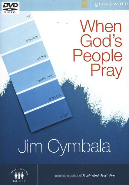 When God's People Pray, Small Group DVD