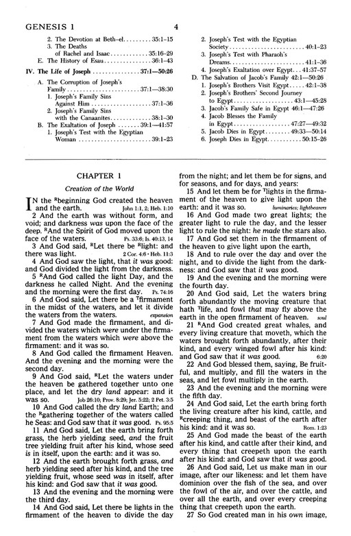 KJV Open Bible, Hardcover