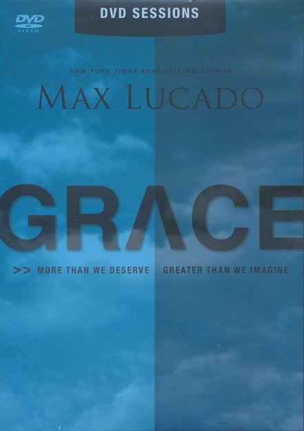 Grace, DVD-Based Study Pack