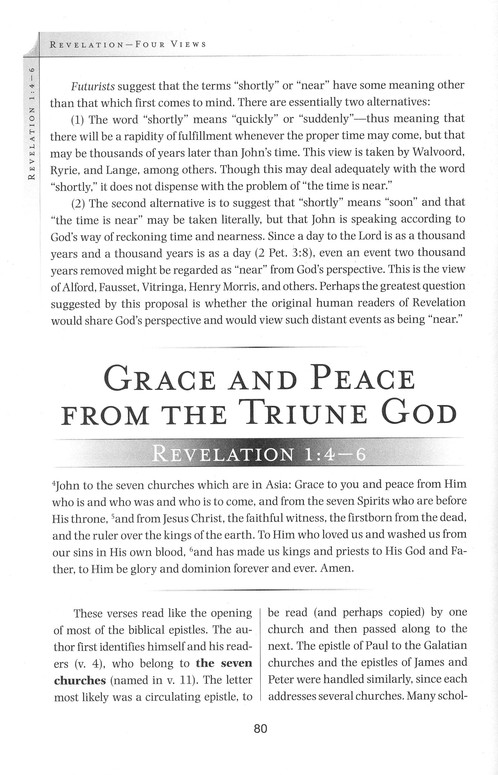 Revelation Four Views Revised Updated Edited By Steve Gregg By