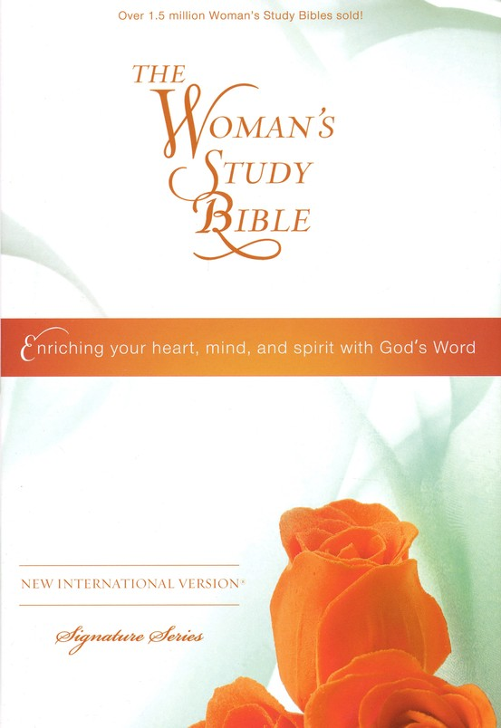 NIV The Woman's Study Bible, Hardcover