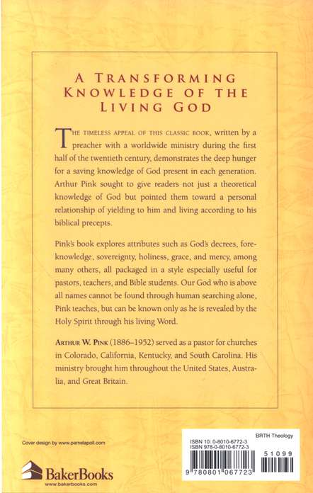 The Attributes of God, repackaged edition