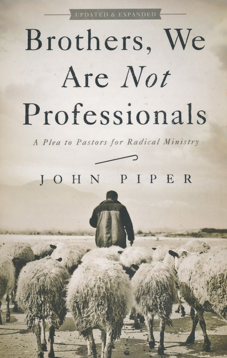 Brothers, We Are Not Professionals: A Plea to Pastors for Radical Ministry, Revised and Expanded