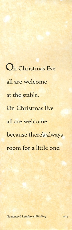 Room For A Little One A Christmas Tale Martin Waddell