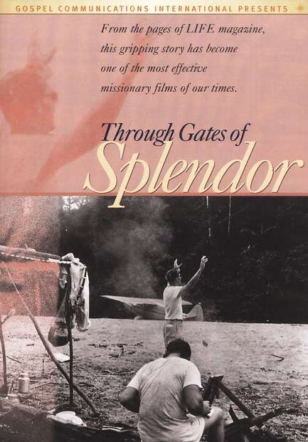 Through Gates of Splendor, DVD
