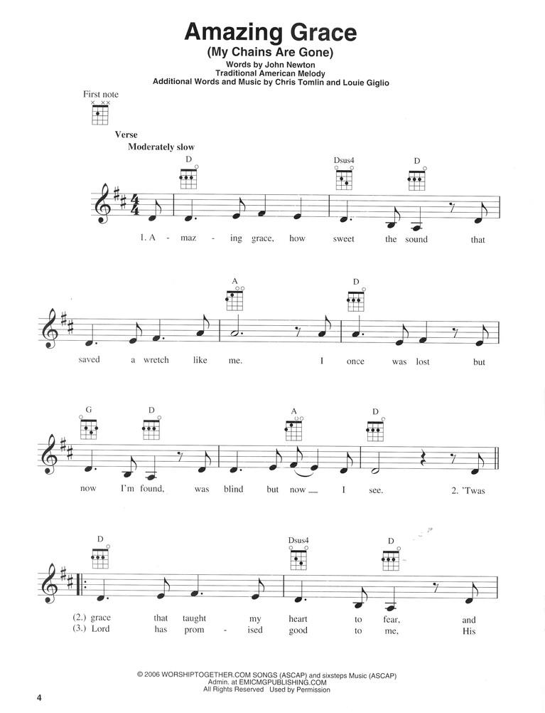 Worship Songs For Ukulele 9781458415288 Christianbook