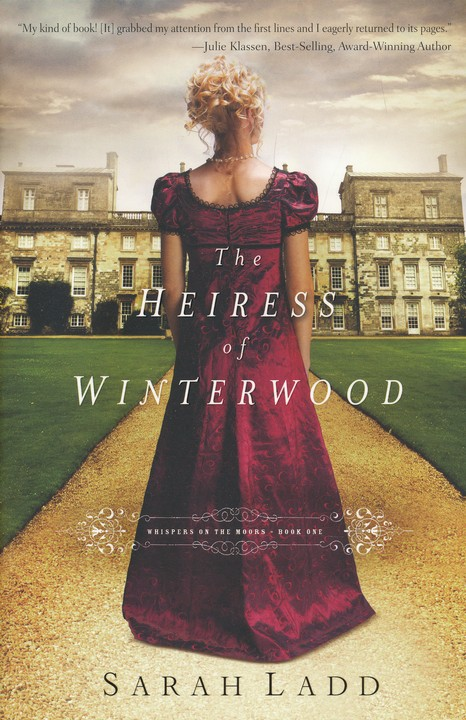Heiress of Winterwood, Whispers on the Moors Series #1