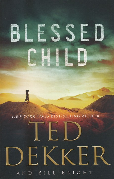 Blessed Child, Caleb Books Series #1 (rpkgd)
