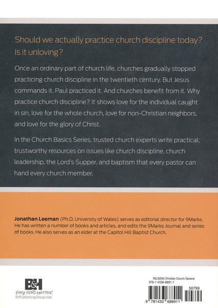 Understanding Church Discipline [Church Basics]