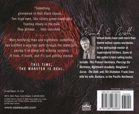 Monster                      - Audiobook on CD