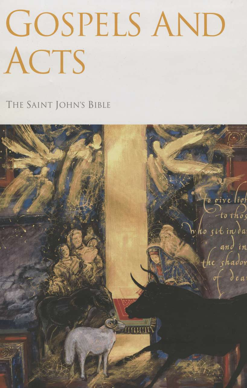 The Gospels and Acts: The Saint John's Bible -  NRSV