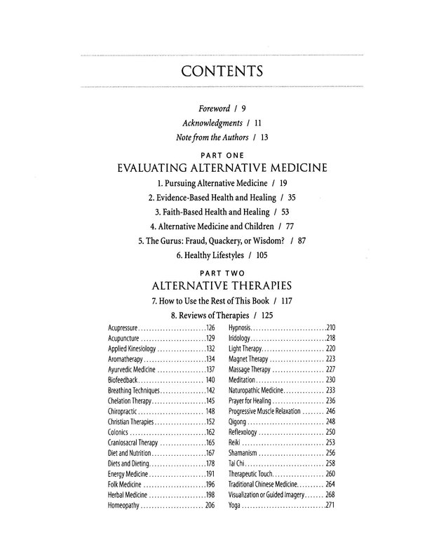 Alternative Medicine: The Christian Handbook, Updated and Expanded