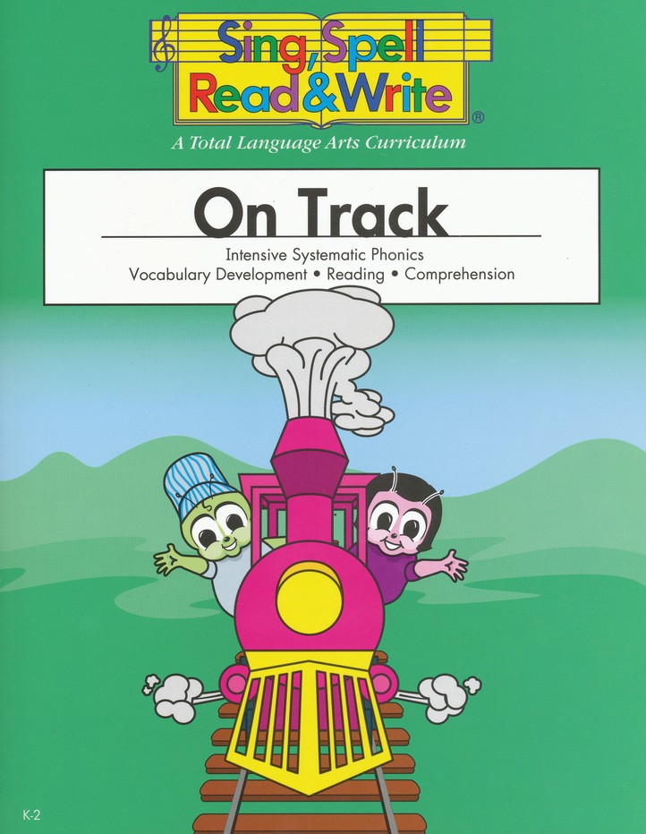 Sing Spell Read Write On Track Student Book
