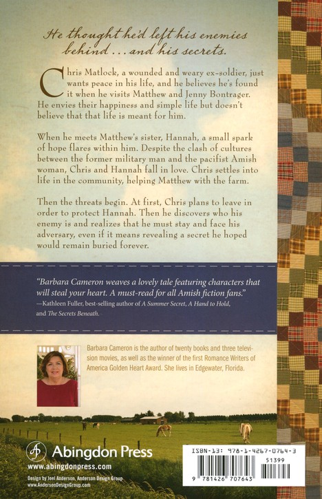 A Time to Heal, Quilts of Lancaster County Series #2