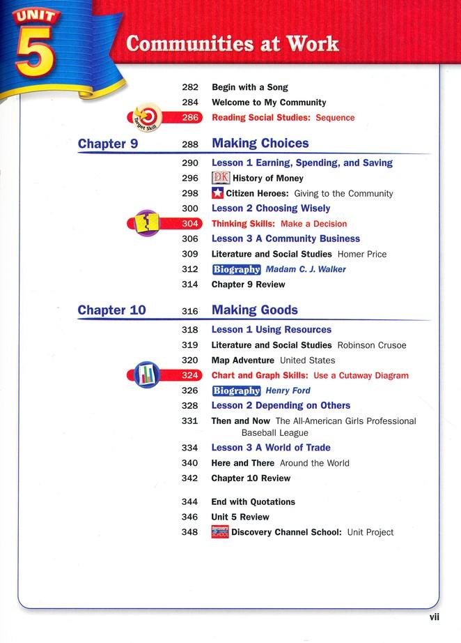 Scott Foresman Social Stu S Texas Grade 4 Line Textbook