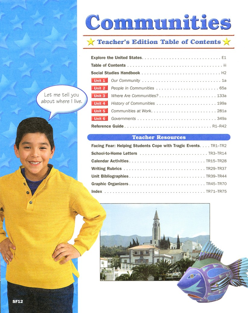 Scott Foresman Social Studies Grade 3 Homeschool Bundle