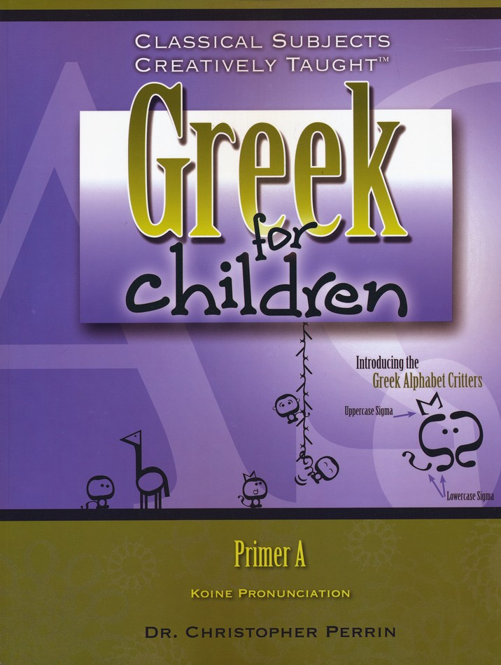 Greek for Children Primer A