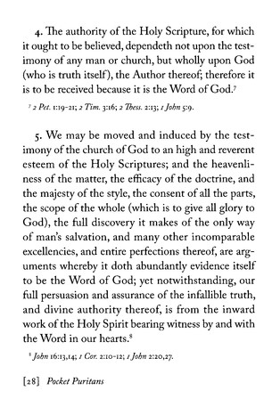 The Baptist Confession Of Faith 1689 9781848711822 Christianbook