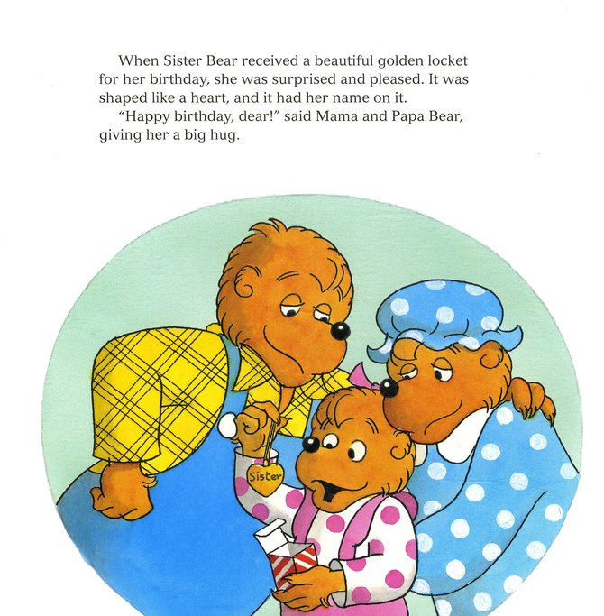 Living Lights: The Berenstain Bears and the Golden Rule
