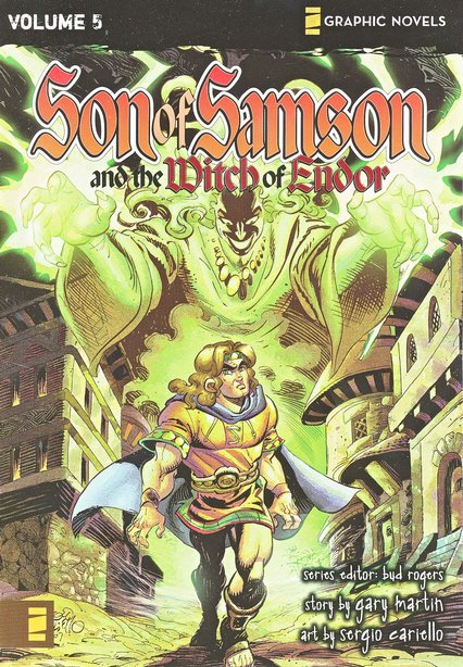 The Witch of Endor, Volume 5, Z Graphic Novels / Son of Samson