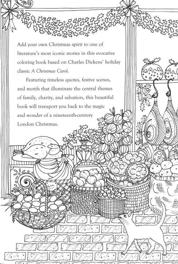 a christmas carol a coloring classic charles dickens illustrated by kate ware vladimir aleksic 9781524713195 christianbookcom