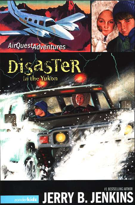 AirQuest Adventures #3: Disaster in the Yukon