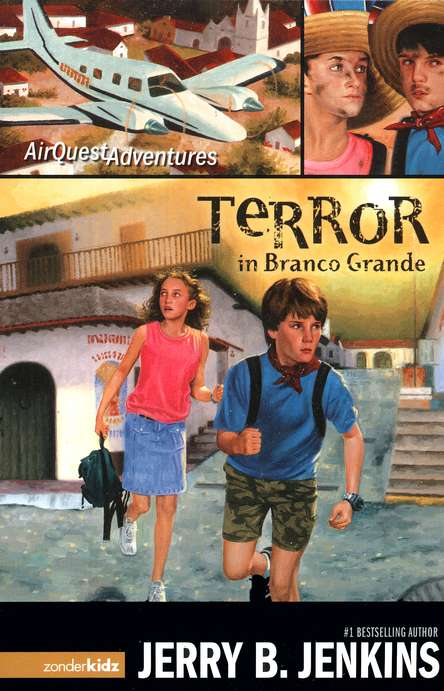 AirQuest Adventures #2: Terror in Branco Grande