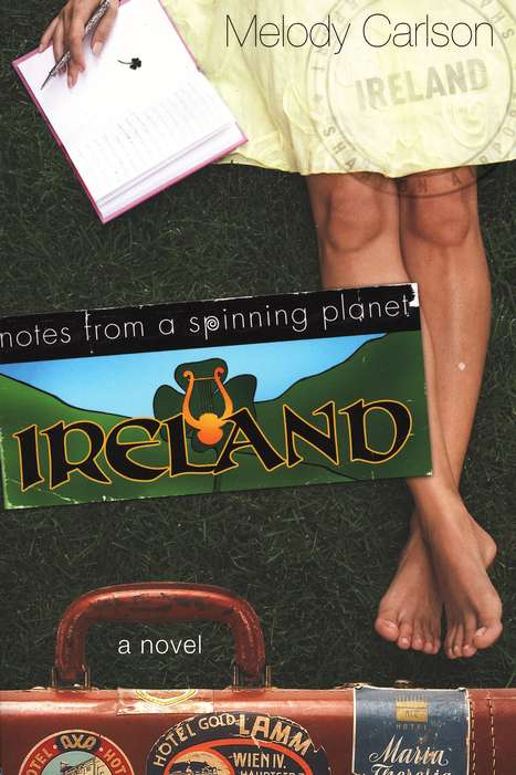 Notes From A Spinning Planet #1: Ireland