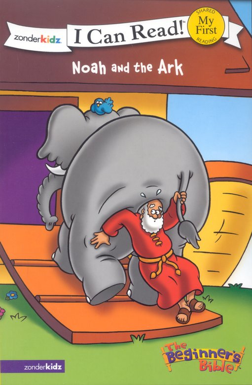 The Beginner's Bible: Noah and the Ark, My First I Can Read!  (Shared Reading)