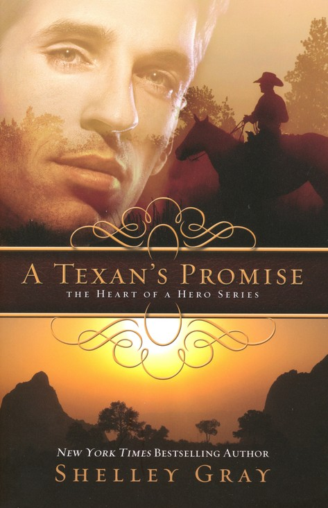 A Texan's Promise, Heart of a Hero Series #1