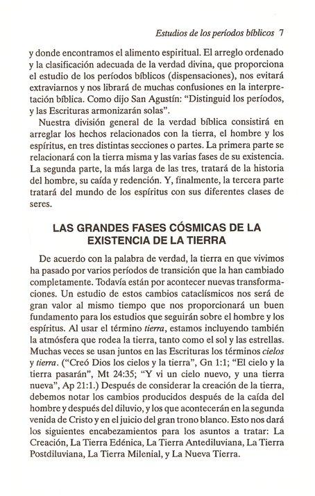 Períodos Bíblicos, Nueva Edición (Dispensations, New Edition)