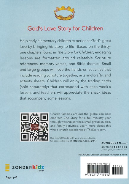 Story: Early Elementary Curriculum: 31 Lessons, CD-Rom