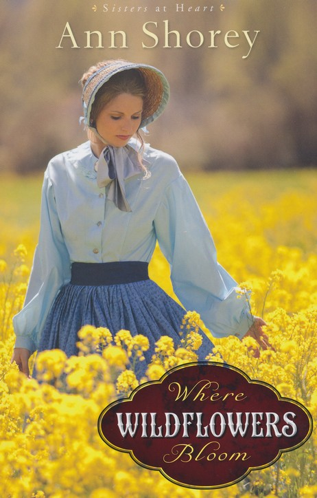 Where Wildflowers Bloom, Sisters at Heart Series #1