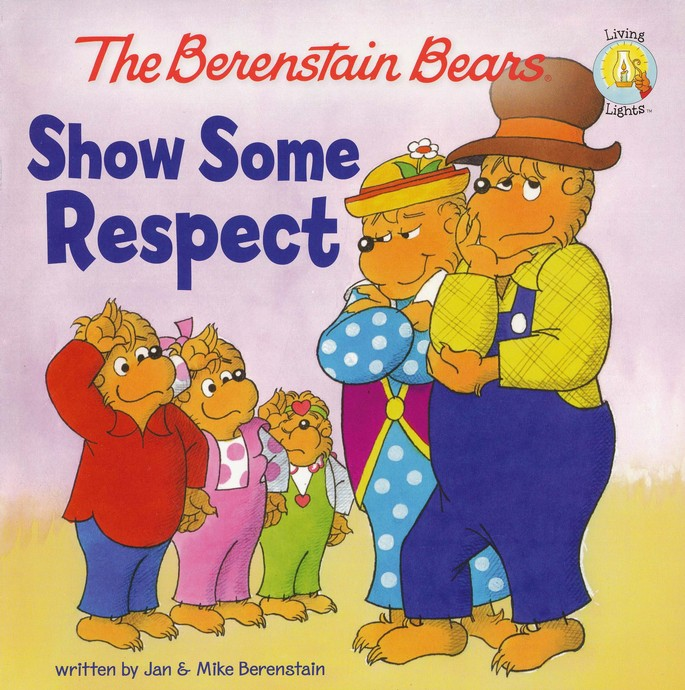 Living Lights: The Berenstain Bears Show Some Respect