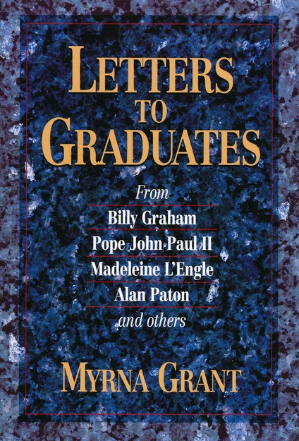 Letters to Graduates