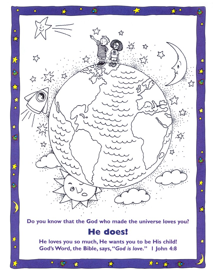 Bible Devotions | Friendship Coloring Pages | Bible activities for ... | 939x724